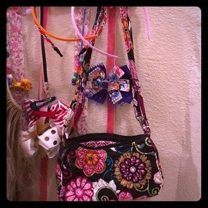Vera Bradley girls purse